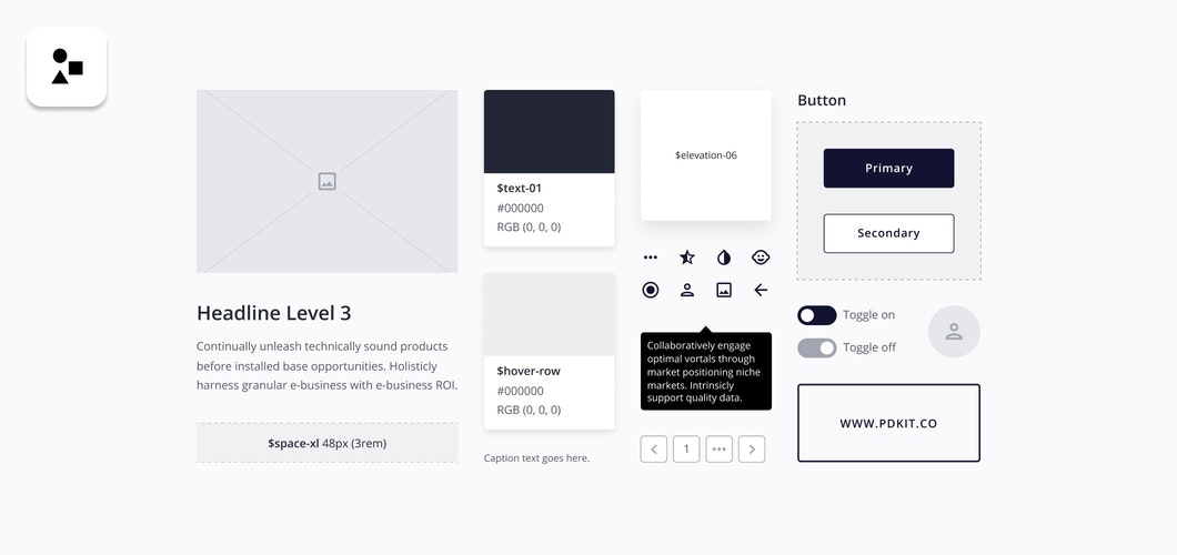 Product Design Kit for Figma