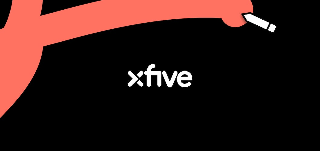 Web design without a web designer? Xfive turns to Figma.